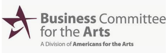 Business Committee for the Arts logo